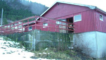 Orset veranda red